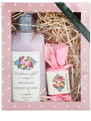 Bohemia Gifts & Cosmetics Victorian Style zestaw kosmetyków I.