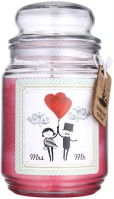 Bohemia Gifts & Cosmetics Wedding świeczka zapachowa