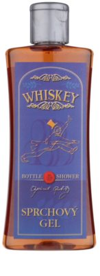 Bohemia Gifts & Cosmetics Whisky sprchový gel