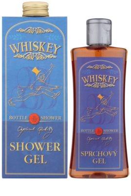 Bohemia Gifts & Cosmetics Whisky tusfürdő gél 1