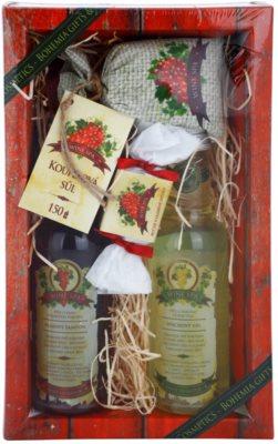 Bohemia Gifts & Cosmetics Wine Spa kozmetični set I.