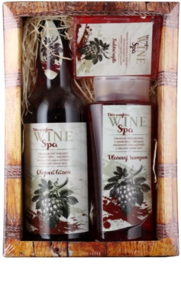 Bohemia Gifts & Cosmetics Wine Spa Kosmetik-Set  II.