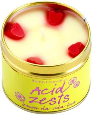 Bomb Cosmetics Acid Zests vela perfumado 1