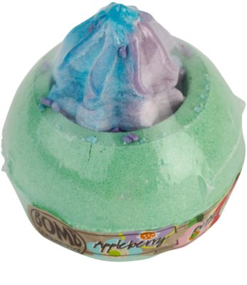 Bomb Cosmetics Appleberry Butter Burst шипучі бомбочки для ванни