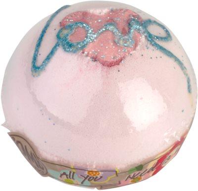 Bomb Cosmetics All You Need is Love шипучі бомбочки для ванни