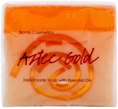 Bomb Cosmetics Aztec Gold jabón de glicerina