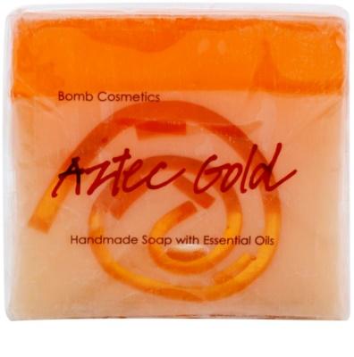 Bomb Cosmetics Aztec Gold sabonete de glicerina
