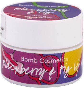 Bomb Cosmetics Blackberry and Fig Lippenbalsam 1