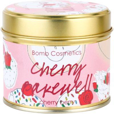 Bomb Cosmetics Cherry Bakewell ароматизована свічка 1