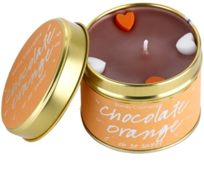 Bomb Cosmetics Chocolate Orange vela perfumada