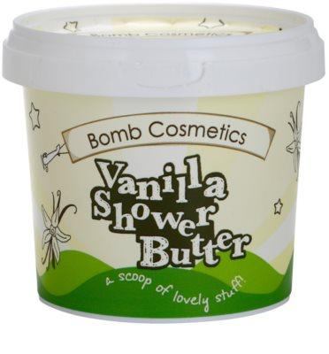 Bomb Cosmetics Chilla Vanilla sprchové maslo pre suchú pokožku