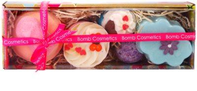 Bomb Cosmetics Cloud Nine coffret I.