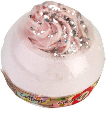 Bomb Cosmetics Cotton Candy bola de banho
