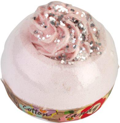 Bomb Cosmetics Cotton Candy kúpeľový balistik
