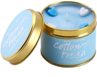 Bomb Cosmetics Cottom Fresh ароматизована свічка