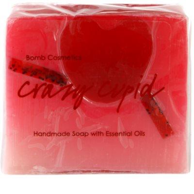 Bomb Cosmetics Crazy Cupid glycerinové mýdlo