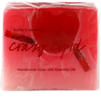 Bomb Cosmetics Crazy Cupid Glycerinseife