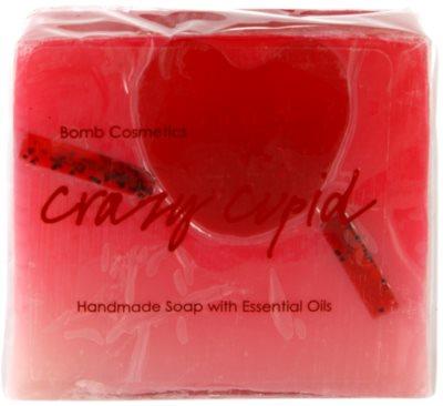 Bomb Cosmetics Crazy Cupid sabonete de glicerina