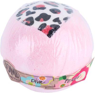 Bomb Cosmetics Diva Fever bola de banho