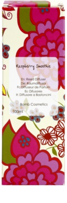 Bomb Cosmetics Raspberry Smoothie difusor de aromas con el relleno 3
