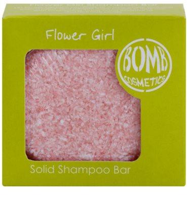 Bomb Cosmetics Flower Girl festes Shampoo 1