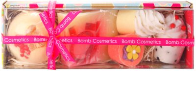 Bomb Cosmetics Hawaiian Flower lote cosmético I.