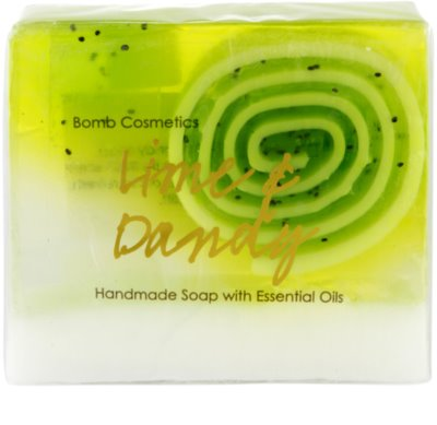 Bomb Cosmetics Lime & Dandy Glycerinseife