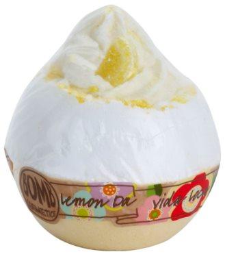 Bomb Cosmetics Lemon Da Vida Loca bomba de baño