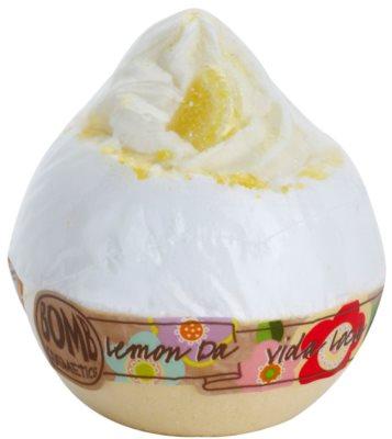 Bomb Cosmetics Lemon Da Vida Loca kúpeľový balistik