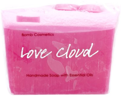 Bomb Cosmetics Love Cloud sabonete de glicerina