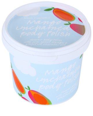 Bomb Cosmetics Mango Duschpeeling 1