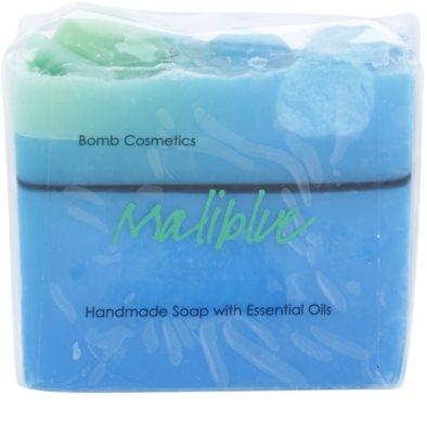 Bomb Cosmetics Maliblue jabón de glicerina