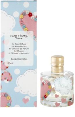 Bomb Cosmetics Mango + Papaya Dream Aroma Diffuser mit Nachfüllung 3