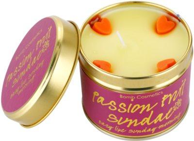 Bomb Cosmetics Passionfruit Sundae Duftkerze