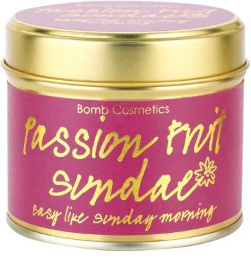 Bomb Cosmetics Passionfruit Sundae Duftkerze 1