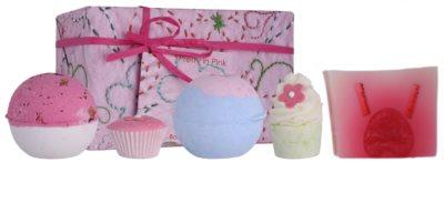 Bomb Cosmetics Pretty in Pink косметичний набір I.