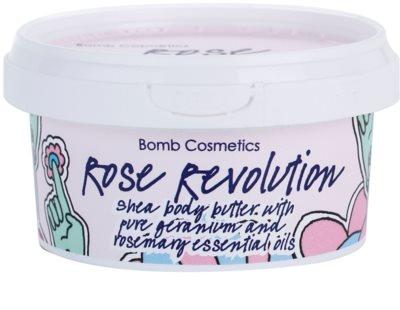 Bomb Cosmetics Rose Revolution Körperbutter