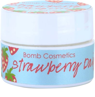 Bomb Cosmetics Strawberry Daiguiri bálsamo labial 1