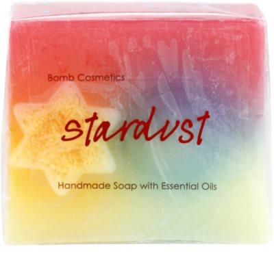 Bomb Cosmetics Stardust jabón de glicerina