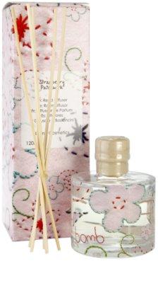 Bomb Cosmetics Strawberry Patchwork aroma difuzér s náplní