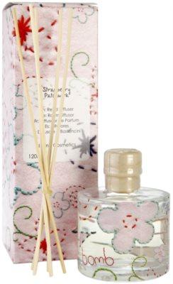 Bomb Cosmetics Strawberry Patchwork difusor de aromas con el relleno