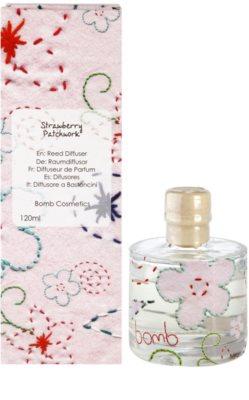 Bomb Cosmetics Strawberry Patchwork Aroma Diffuser mit Nachfüllung 3