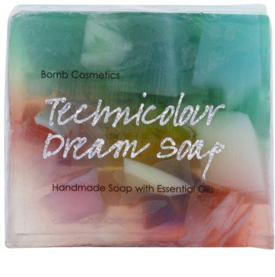 Bomb Cosmetics Technicolour sabonete de glicerina com óleos essenciais