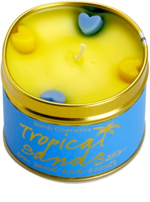 Bomb Cosmetics Tropical Sands vonná svíčka 1