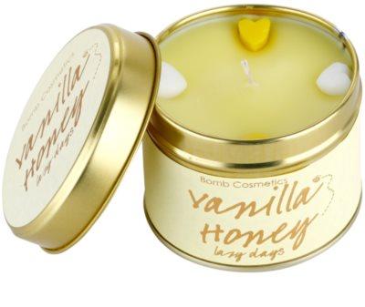 Bomb Cosmetics Vanilla Honey ароматизована свічка