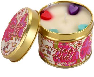 Bomb Cosmetics Vintage Velvet ароматизована свічка