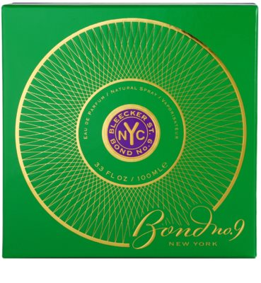 Bond No. 9 Downtown Bleecker Street Eau De Parfum unisex 4