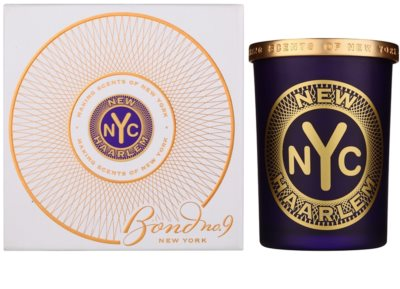 Bond No. 9 New Haarlem vela perfumada