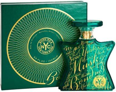 Bond No. 9 Uptown New York Musk Eau de Parfum unisex 1