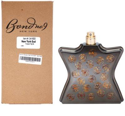 Bond No. 9 Downtown New York Oud parfémovaná voda tester unisex 1